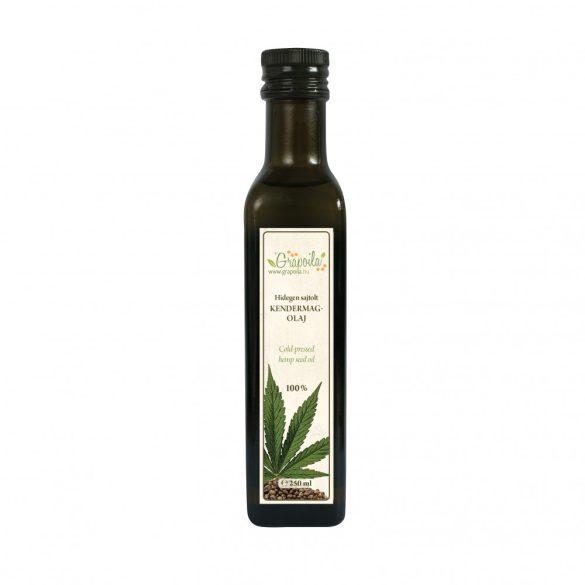 Hemp seed oil 250 ml