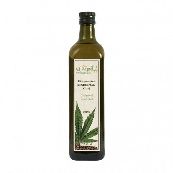 Hanfsamenöl aus Speisehanf 750 ml