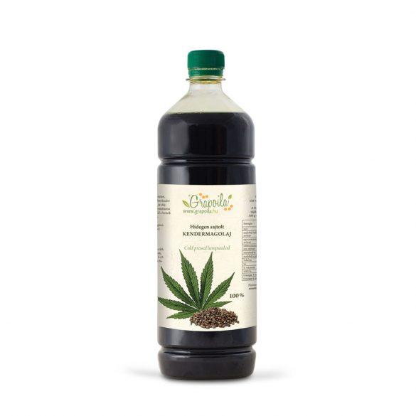 Hanfsamenöl aus Speisehanf