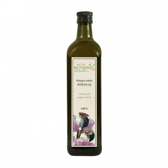 Poppy seed oil 750 ml