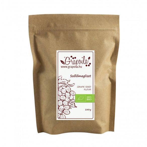 Organic grape seed flour 250 g
