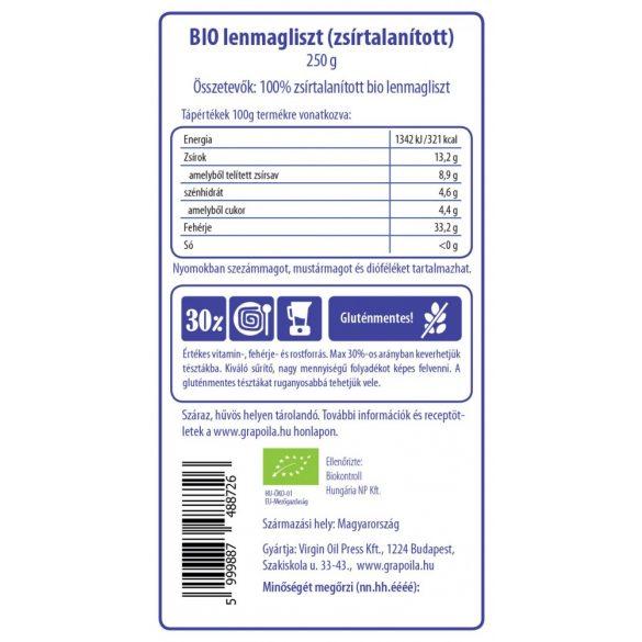Leinsamenmehl BIO 250 g