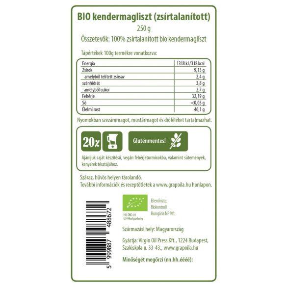 Hanfsamenmehl BIO 250 g