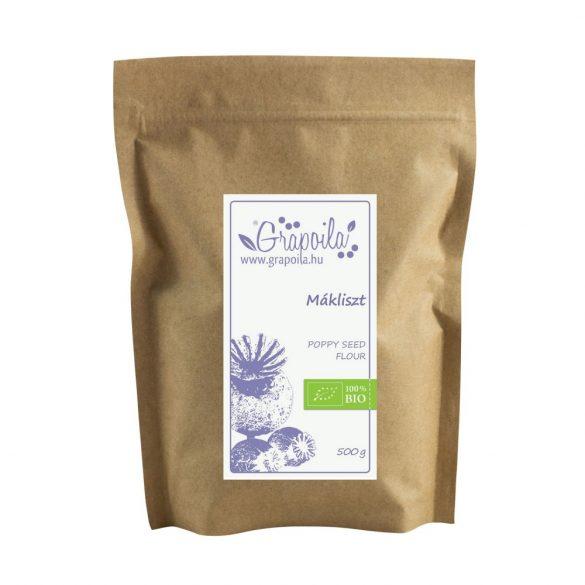 Poppy seed flour BIO 500 g