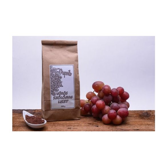 Grape seed flour 500 g