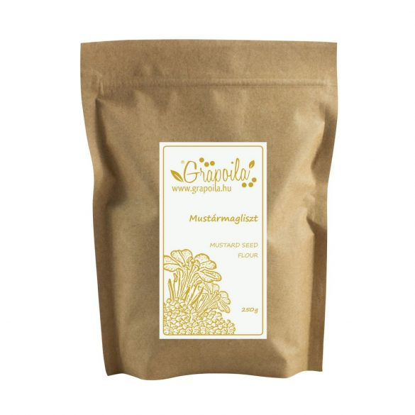 Farine de graines de moutarde 250 g