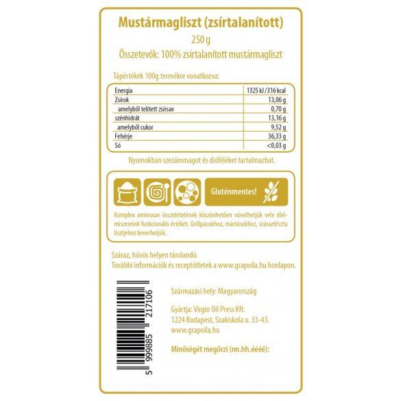 Mustármagliszt 250g