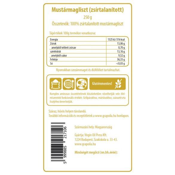 Senfkornmehl 250 g