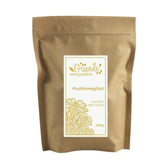 Senfkornmehl 500 g