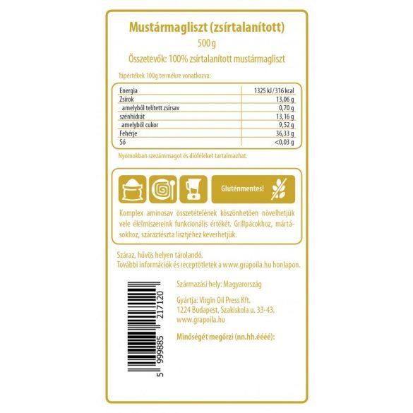 Mustard seed flour 500 g