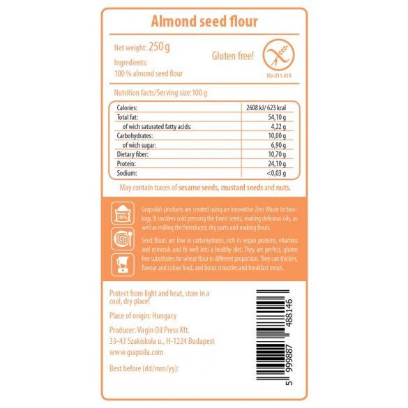 Farine d'amande 250 g