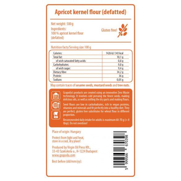 Aprikosenkernmehl 500 g