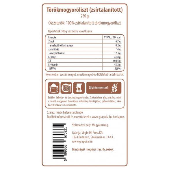 Törökmogyoró-liszt 250 g
