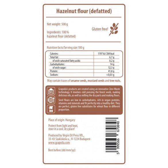 Hazelnut Flour 500 g