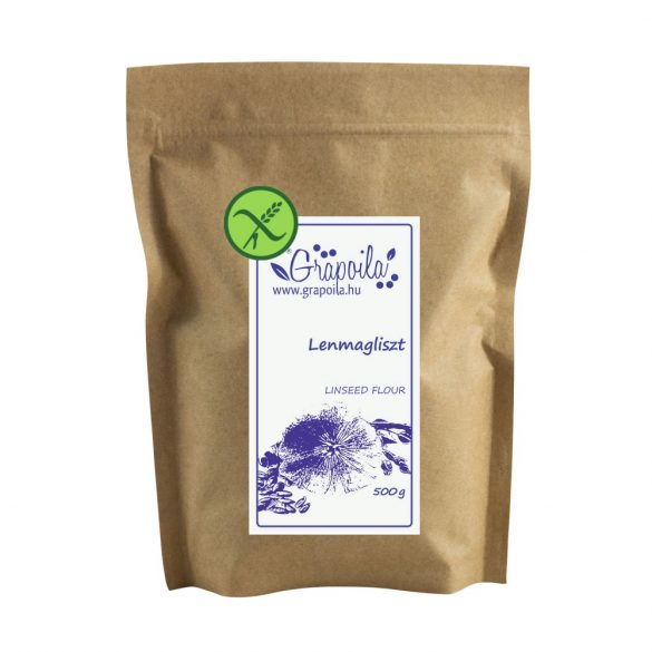 Farine de lin 500 g