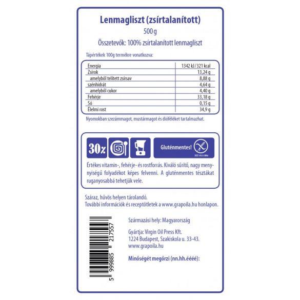Leinsamenmehl 500 g