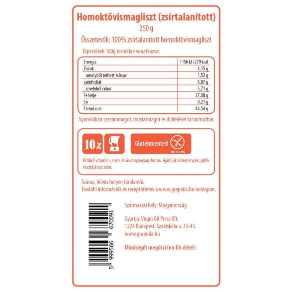 Sea buckthorn seed flour 250 g