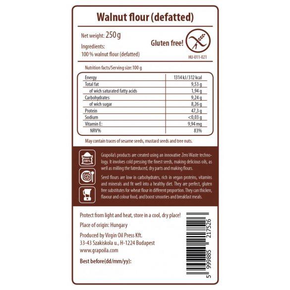 Walnussmehl 250 g