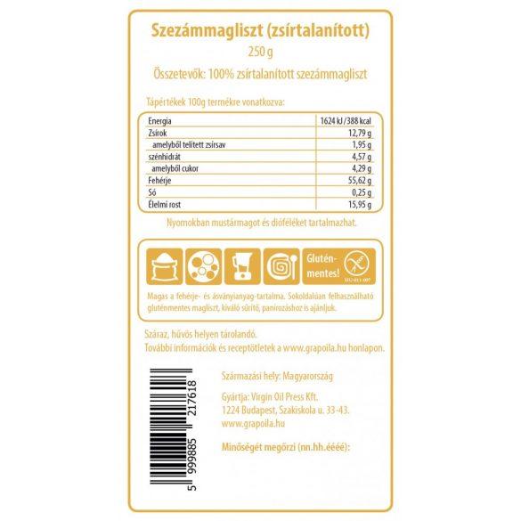 Sesam-Kernmehl 250 g