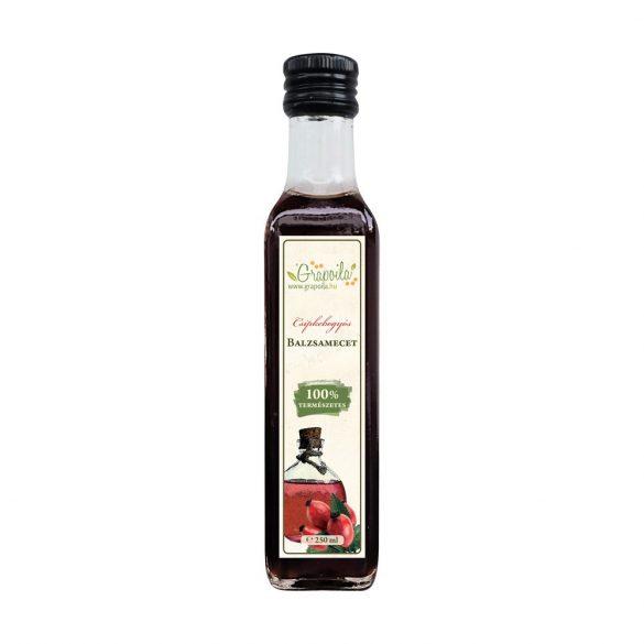 Balsamic vinegar with rosehip