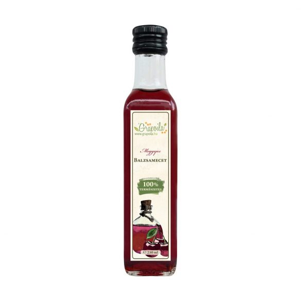 Balsamic vinegar with sour cherry