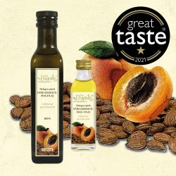 Apricot Kernel Oil - in different size variants