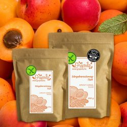 Apricot kernel flour - in different size variants