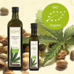 Hemp Seed Oil ORGANIC - in different size variants