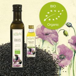 Poppyseed Oil ORGANIC -in different size variants