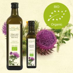 Milk Thistle Seed Oil ORGANIC - in different size variants