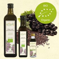 Grapeseed Oil ORGANIC - in different size variants