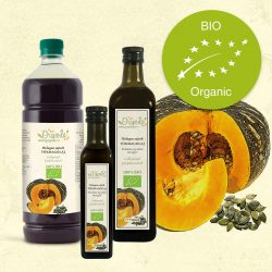 Pumkin Seed Oil ORGANIC - in different size variants