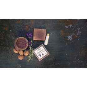 kosmetische Schlämme und Seifen
