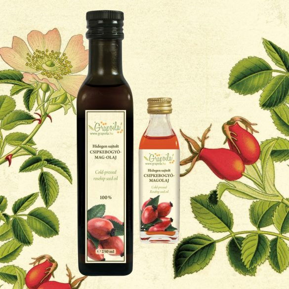 Rosehip Seed Oil - in different size variants