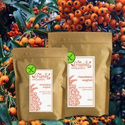 Farine de graines d'argousier - en plusieurs emballages