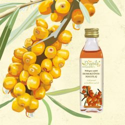 Sea Buckthorn Seed Oil - in different size variants