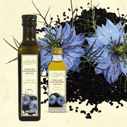Black Cumin Seed Oil - in different size variants