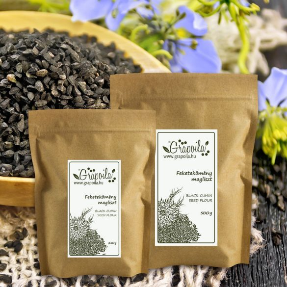 Feketeköménymag-liszt - többféle kiszerelésben