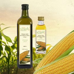 Corn Oil - in different size variants