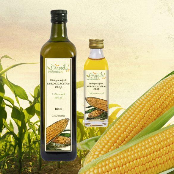 Kukoricacsíra-olaj - többféle kiszerelésben