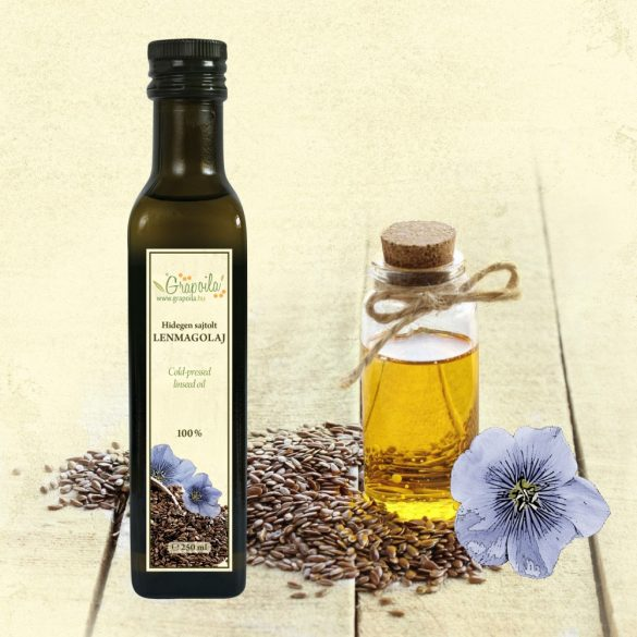 Linseed Oil - in different size variants