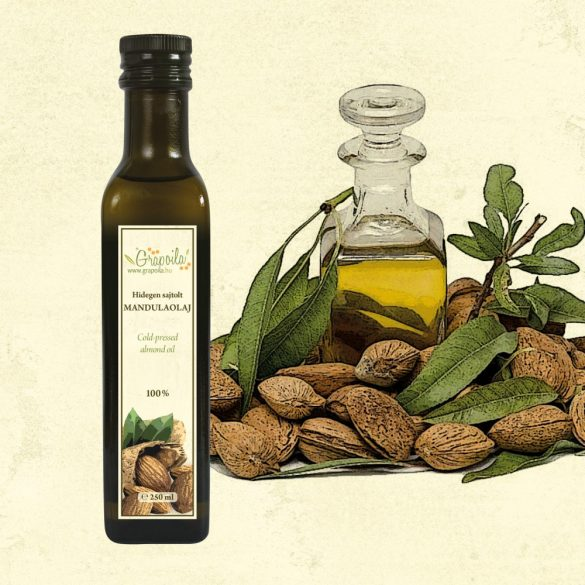 Almond Oil - in different size variants