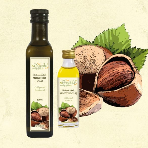 Hazelnut Oil - in different size variants