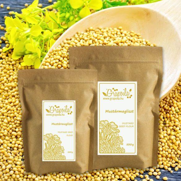 Farine de graines de moutarde - en plusieurs emballages  Icône de validation par la communauté
