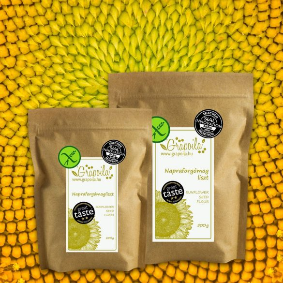 Farine de graines de tournesol - en plusieurs emballages