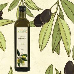 Olívaolaj (extra szűz) - többféle kiszerelésben