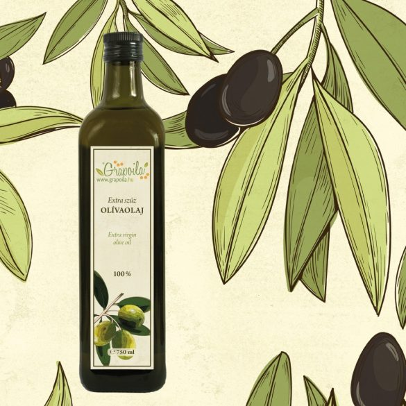 Extra Virgin Olive Oil - in different size variants