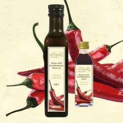 Paprika Seed Oil (sweet) - in different size variants
