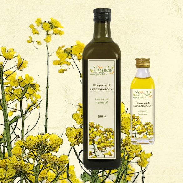 Rapeseed Oil - in different size variants