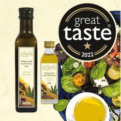 Salátaolaj - többféle kiszerelésben